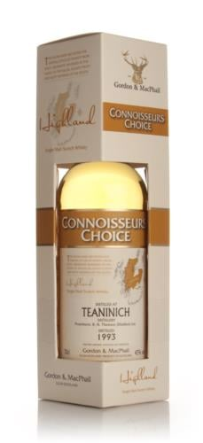Teaninich 1993  Connoisseurs Choice Single Malt Scotch Whisky
