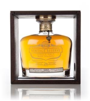 Milder single malt whiskey