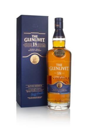 Glenlivet 18 Year Old Single Malt Scotch Whisky