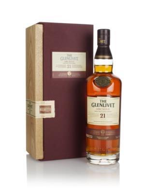 Glenlivet 21 Year Old Archive Single Malt Scotch Whisky
