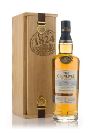 Glenlivet 1972 Cellar Collection Single Malt Scotch