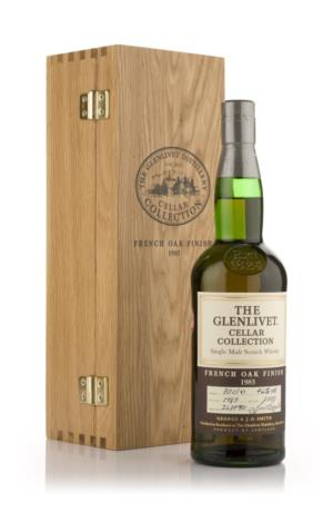 Glenlivet 1983 20 Year Old Celler Collection Single Malt Scotch Whisky