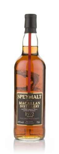 Macallan 1972 - Speymalt (Gordon and MacPhail)