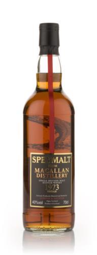 Macallan 1973 - Speymalt (Gordon and MacPhail)