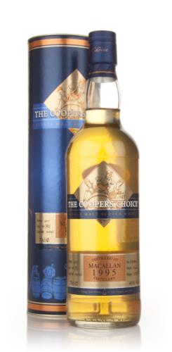 Macallan 13 Year Old 1995 - Coopers Choice (Vintage Malt Whisky Co)