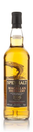Macallan 1996 - Speymalt (Gordon and MacPhail)