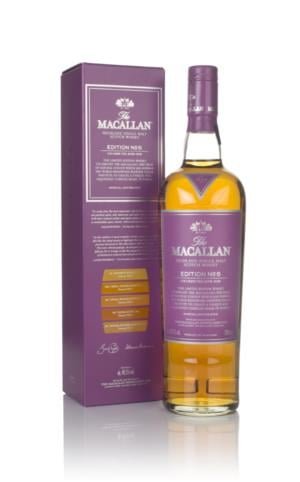 Macallan Edition No.5 £91.95