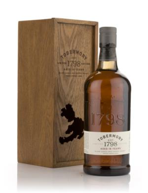 Tobermory 15 Year Old  Single Malt Scotch Whisky