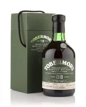 Tobermory 32 Year Old (Oloroso Sherry Cask) Single Malt Scotch Whisky