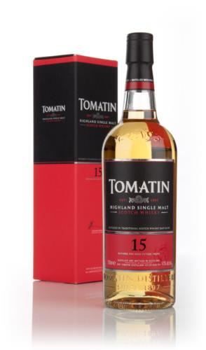 Tomatin 15 Year Old Single Malt Scotch Whisky