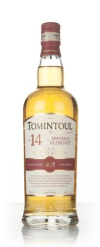 Tomintoul 14 Year Old Single Malt Scotch Whisky