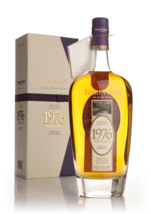 Tomintoul 1976 Single Malt Scotch Whisky