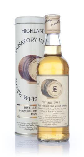 Tormore 1989 35cl - Signatory