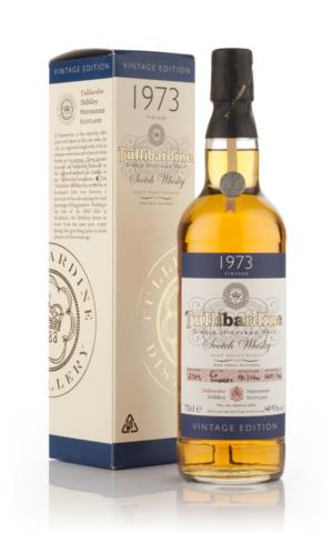 Tullibardine 1973 Single Malt Scotch Whisky