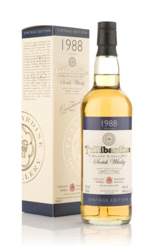 Tullibardine 1988 Single Malt Scotch Whisky