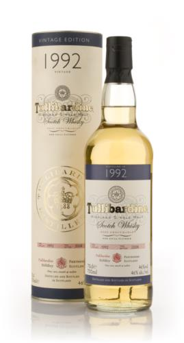 Tullibardine 1992 Single Malt Scotch Whisky
