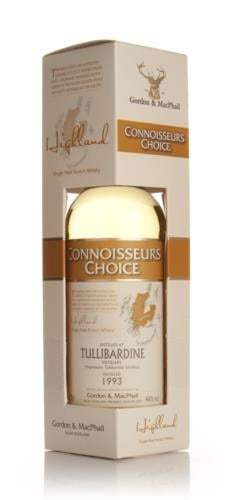 Tullibardine 1993 Connoisseurs Choice Single Malt Scotch Whisky