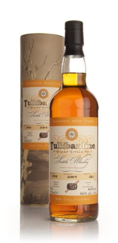 Tullibardine 1993 (Sauternes Wood Finish) Single Malt Scotch Whisky
