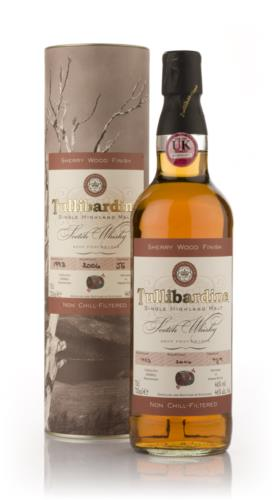 Tullibardine 1993 (Sherry Wood Finish) Single Malt Scotch Whisky