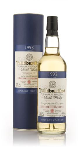 Tullibardine 1993 Single Malt Scotch Whisky