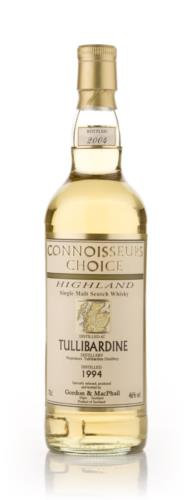 Tullibardine 1994  Connoisseurs Choice Single Malt Scotch Whisky