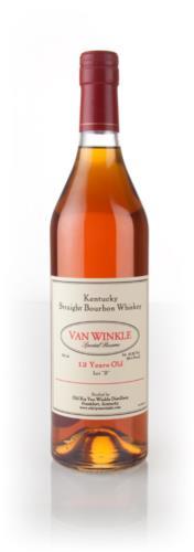 Van Winkle Special Reserve 12 Year Old