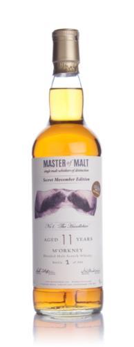 Whisky 4 Movember No 1. The Handlebar