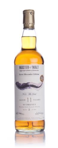 Whisky 4 Movember No 2. The Dali