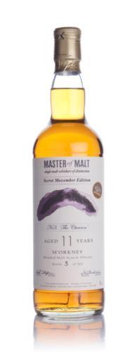 Whisky 4 Movember No 3. The Chevron
