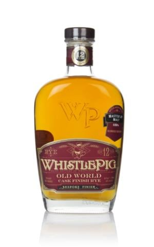 WhistlePig 12 Year Old Oloroso Cask - Old World (Master of Malt)
