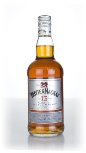 Whyte and Mackay 13 Year Old
