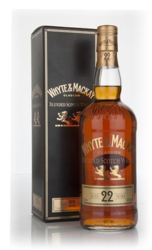 Whyte and Mackay 22 Year Old