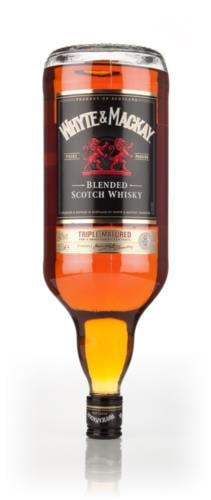 Whyte and Mackay Blended Scotch Whisky 1.5l