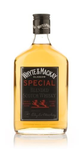 Whyte and Mackay Blended Scotch Whisky 35cl